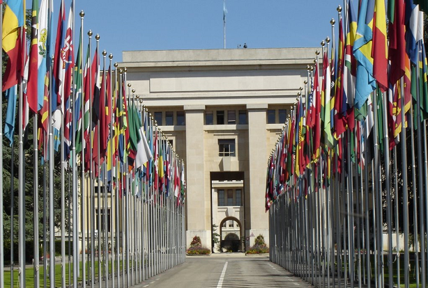 The UN Office in Geneva
