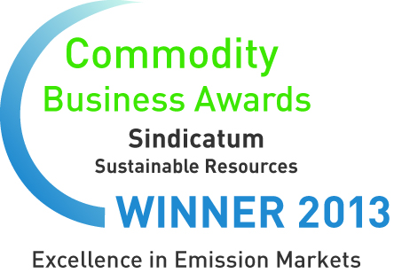Commodity Business Awards 2013